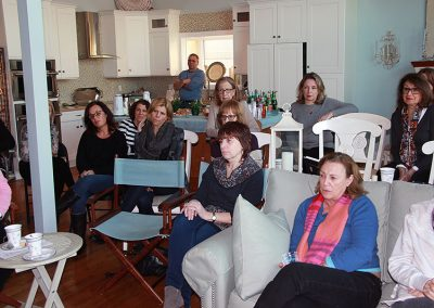 Spring 2016 Colloquium: Women on the Couch