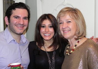 Holiday Party December 2013
